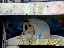 Boulevard de Clichy -kino erotyczne Atlas