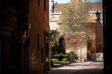 Stare Miasto- podwórka