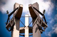 Plac Solidarności- Pomnik Poległych Stoczniowców 1970