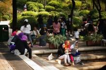Filipinki w Kowloon Park