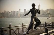 Kowloon- Avenue of Stars - Bruce Lee