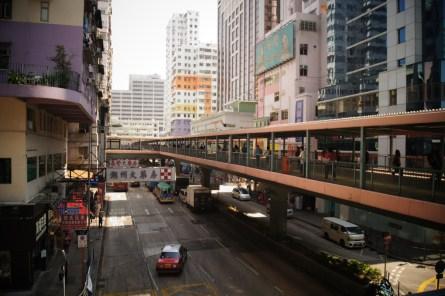 Kowloon- Mong Kok Rd