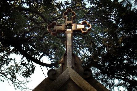 Monastyr Filerimos- droga krzyżowa