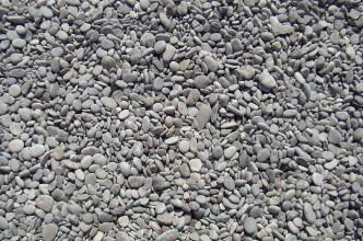 Kolympia- kamienista plaża