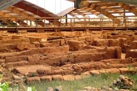 Stanowisko archeologiczne. Malia