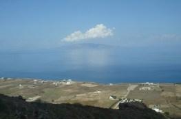 Widok na wyspę Los