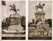 46. Pomnik Anity Garibaldiego ____ 47. Pomnik Józefa Garibaldiego