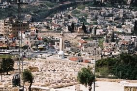 JEROZOLIMA- Góra Oliwna- Cmentarz żydowski