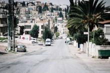 JEROZOLIMA- Droga na Górze Oliwnej
