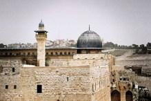 JEROZOLIMA- Meczet AL-Aksa