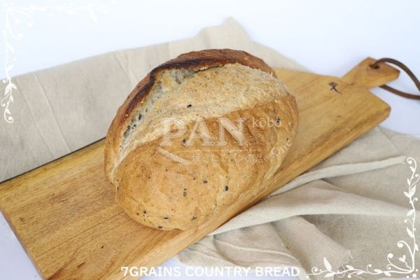 7GRAINS COUNTRY BREAD BY JAPANESE BAKERY IN MALAYSIA