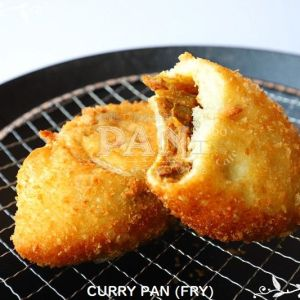 CURRY PAN (DEEP FRY) BY JAPANESE BAKERY IN MALAYSIA