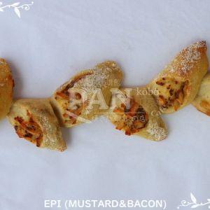 EPI (MUSTARD&BACON) BY JAPANESE BAKERY IN MALAYSIA