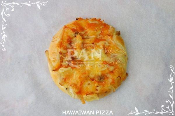 HAWAIAN PIZZA BY JAPANESE BAKERY IN MALAYSIA