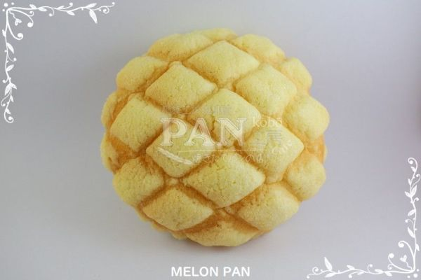 MELON PAN BY JAPANESE BAKERY IN MALAYSIA