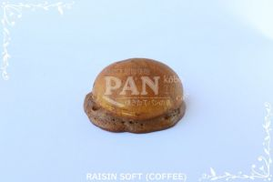 RAISIN SOFT (COFFEE) BY JAPANESE BAKERY IN MALAYSIA