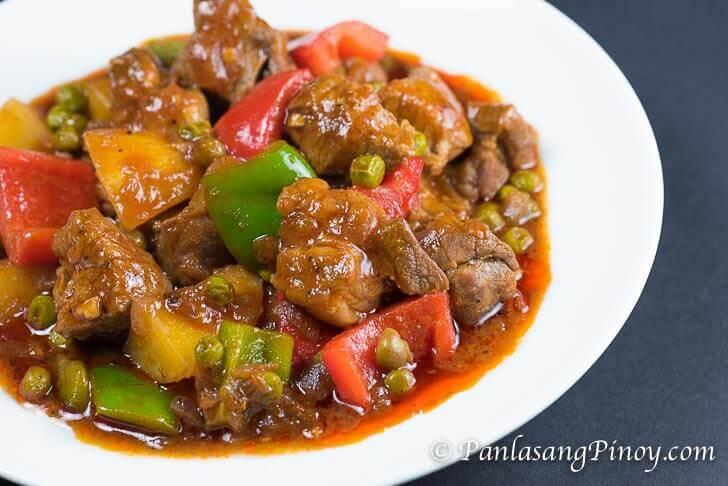 Lutong Pinoy Recipe Pork | Besto Blog