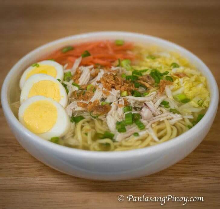 Chicken Mami - Panlasang Pinoy