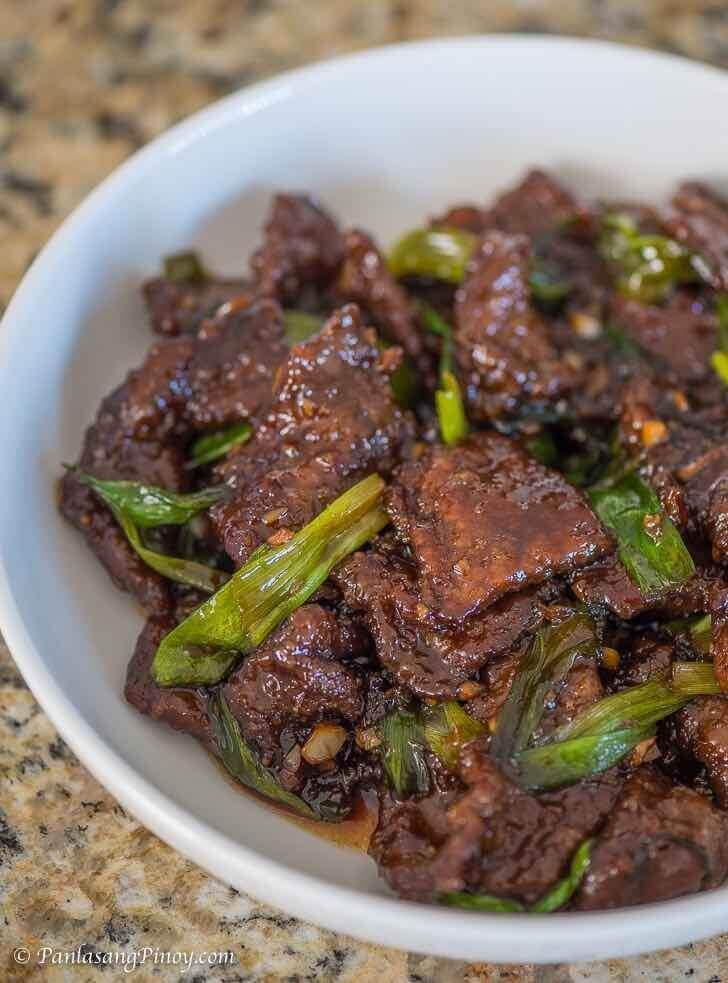 Mongolian Ground Beef And Broccoli Recipe