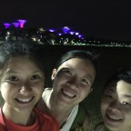 Night cycling, June 2015