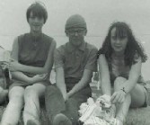 Christine Brown, Christian Gayfer, Helen Philip [Duddy], 1971