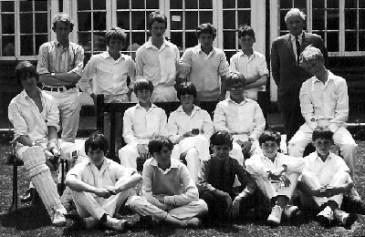 Under-14 Cricket Team