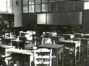 Fourth Form classroom