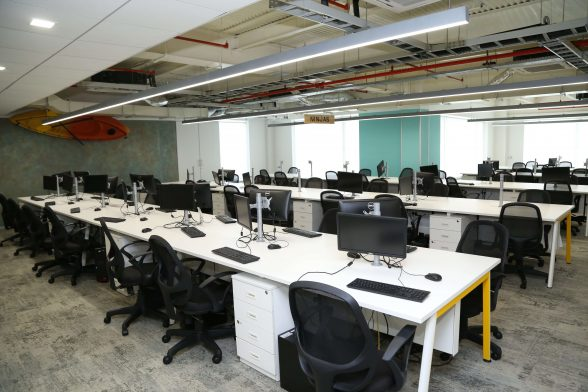 Large Corporate Space
