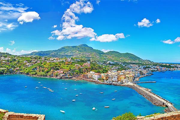 Miglior prezzo Charme Hotel La Villa Tina  Ischia  Campania