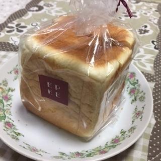 エペのマスカルポーネ入り食パン