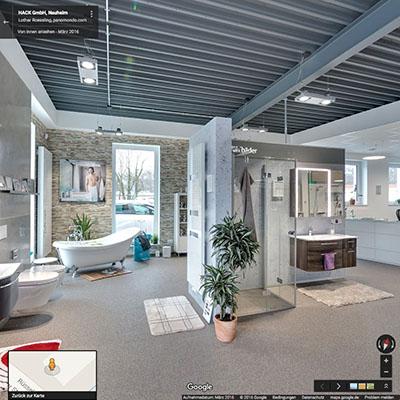 panomondo  Google Street View Trusted Fotograf in