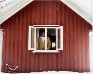 Bastøy in the winter