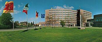 Kreishaus Steinfurt Burgsteinfurt