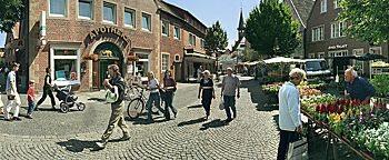 Steinstrae Steinfurt Burgsteinfurt