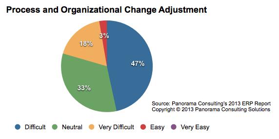 Process and Organizational Change Adjustment