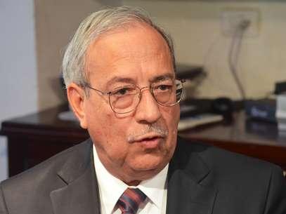 Jesús Zacarías Villarreal dio una rueda de prensa