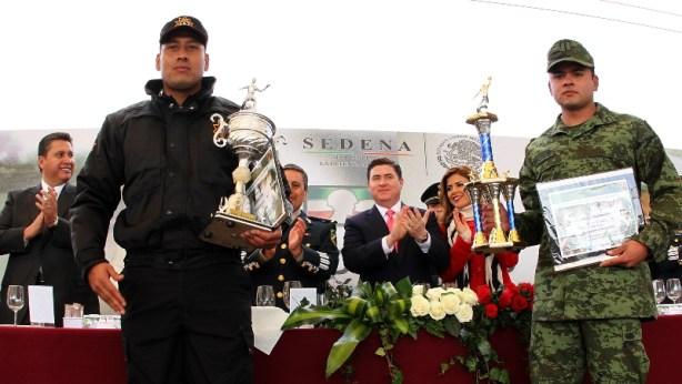 Reconocen al Ejército Mexicano en Nuevo León