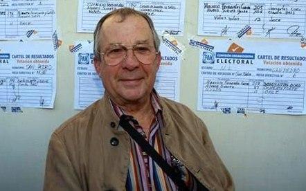 Mauricio Fernández se convirtió por tercera ocasión en el candidato del PAN a la alcaldía de San Pedro.
