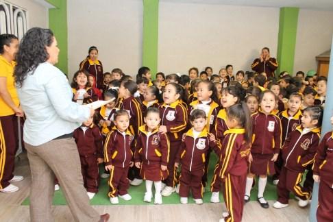 Acercan el programa a las escuelas de Santa Catarina