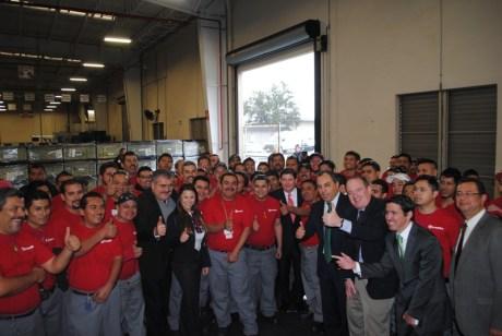 l estado de Nuevo León es líder nacional en lo que se refiera a la atracción de inversión extranjera