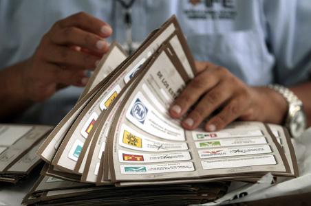 Buscan quien realice las boletas electorales