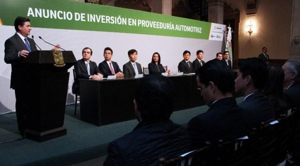 La inversión de empresas extranjeras llega al estado y con ello además la creación de nuevos empleos