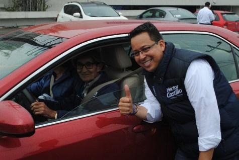 Héctor Castillo atraerá a las empresas al municipio.