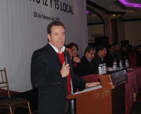 Gabriel Tláloc busca una diputación local
