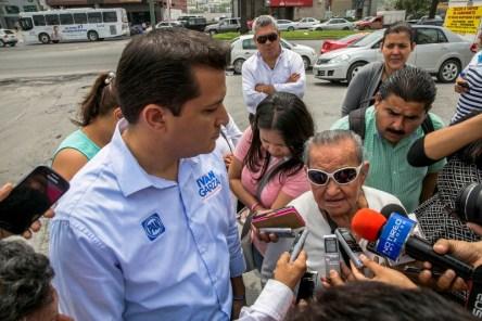 Adrián de la Garza dejó sin castigo más de 250 mil delitos