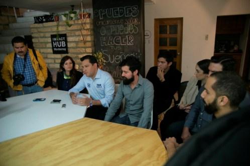 Impulsará el Distrito de Innovación y Creatividad
