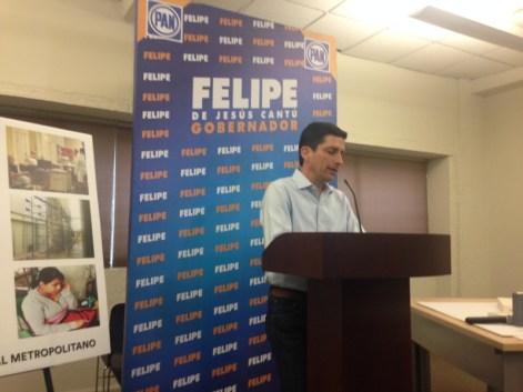 Quiere Felipe ampliar el Hospital Metropolitano