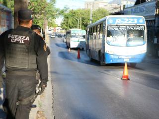 Instalarán operativos de revisión en el Área Metropolitana