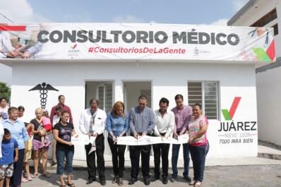 Ofrecerán consultas médicas a los ciudadanos