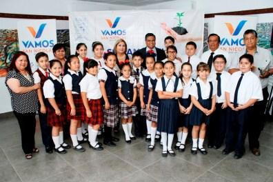 Buscan apoyar a las escuelas públicas nicolaítas
